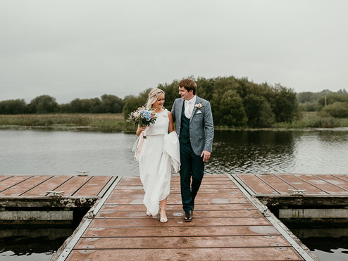 Beautiful Marquee Wedding in Ireland || Aisling & Paul
