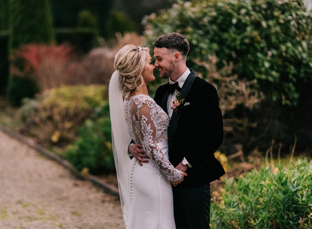 Lough Rynn Castle Wedding || E & J