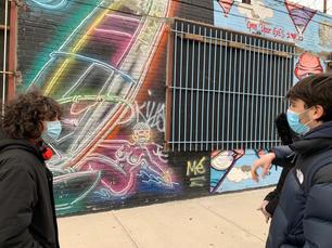Julian's Bushwick Graffiti Walk