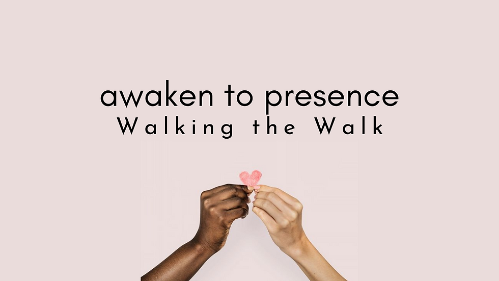 Awaken to Presence Monthly Payments