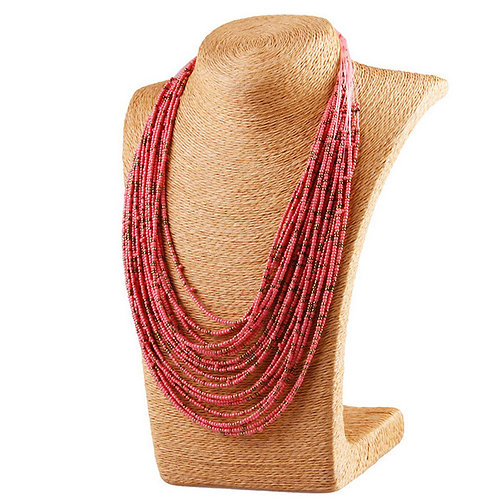 Multi layer Bohemian Jewelry Necklace