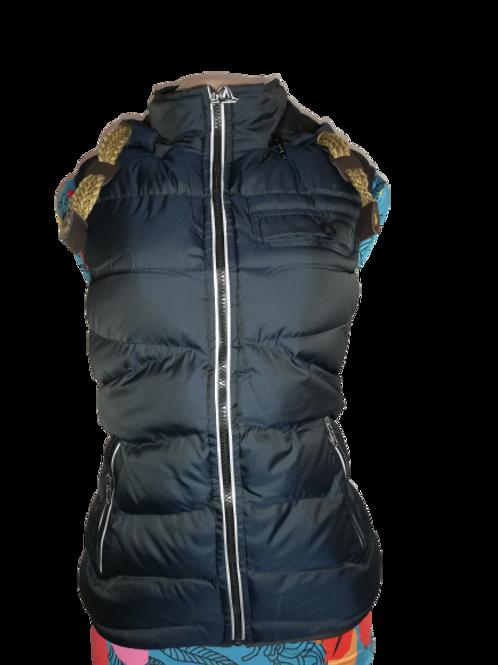 Unisex Sleeveless Puffer Jacket