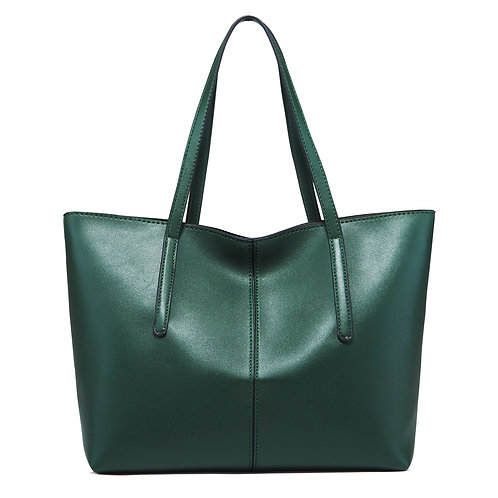 Soft leather women's bag