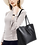 Thumbnail: Soft leather women's bag
