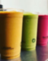 🌈 💛💚🌿🍌🍋🍊🍍🍐🥒💗🌈 #smoothies #fr