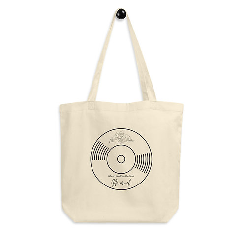 Vinyl - Eco Tote Bag