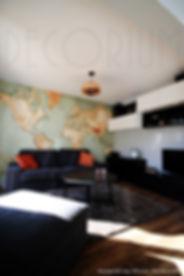 décoration salon Langon