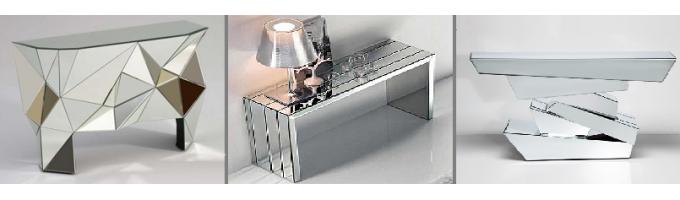 le mobilier miroir d 39 aujourd 39 hui olivia faidherbe architecte d 39 int rieur d coratrice. Black Bedroom Furniture Sets. Home Design Ideas