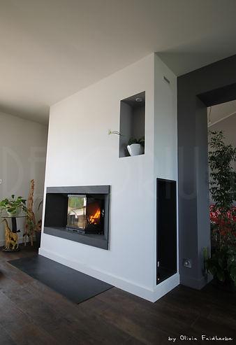 tansformation cheminée créon
