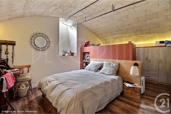 chambre sous sol cave gironde Olivia Fai