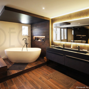 salle de bain romagne sauveterre Olivia