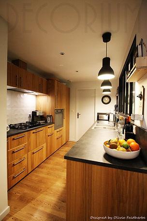 Cuisine maison neuve Gironde