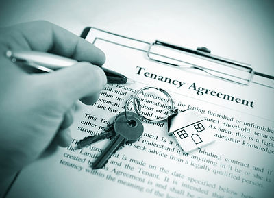 Tenancy Agreement shutterstock_199556258