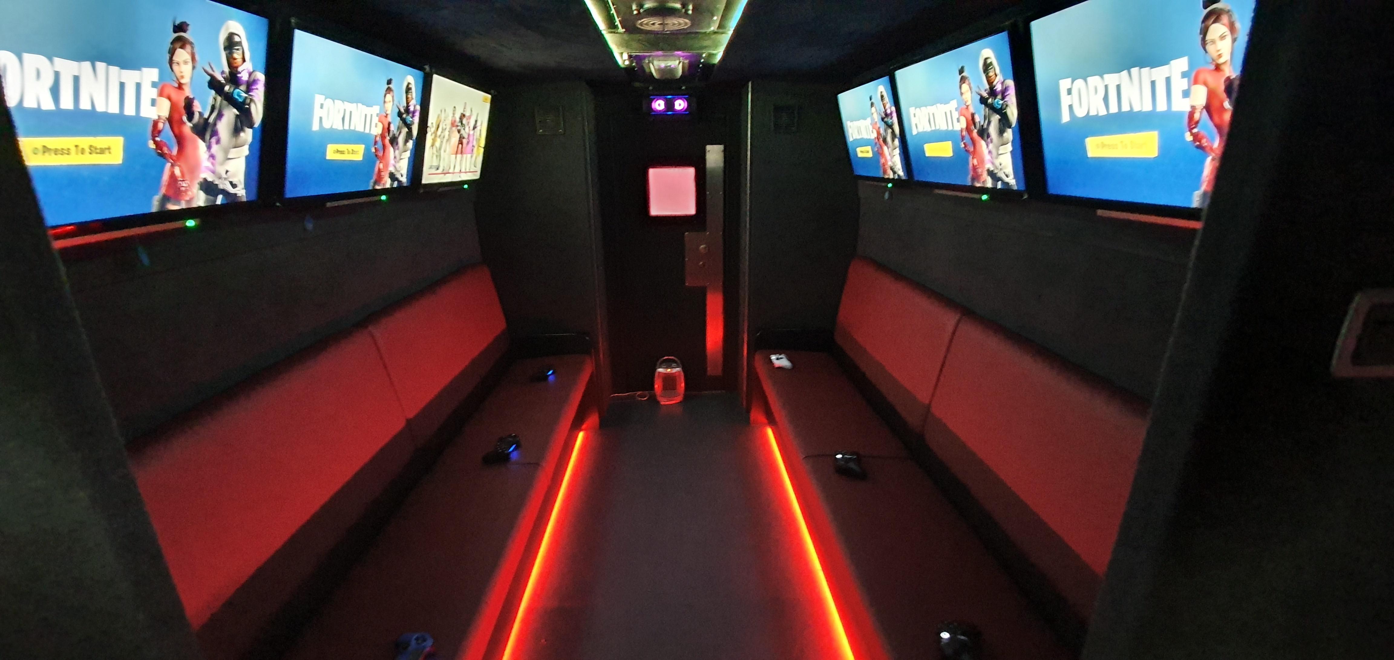 GodmodeX Game Truck Antrim/Ballymena