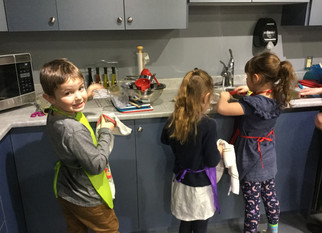 Intergenerational Connections and STEM