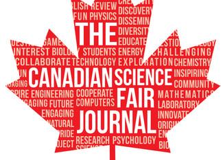 Beyond the Fair: Introducing the Canadian Science Fair Journal