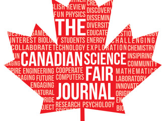 Beyond the Fair: Introducing the Canadian Science Fair Journal