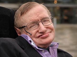 En souvenir de Stephen Hawking