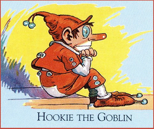 Hookie the Goblin
