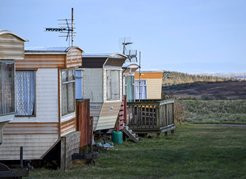 Mobile homes; trailers.