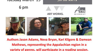 Appalachian Authors Day, NEA Big Read