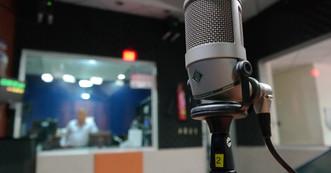 Radio interview on WEHC Poets & Writers