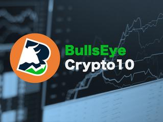 BullsEye Crypto10: The Crypto Market Cap-Weighted Index