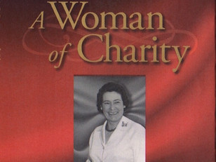 Launch of new book: A Woman of Charity