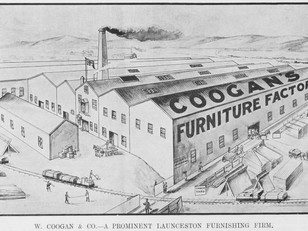 When Coogans was Australia's biggest furniture maker