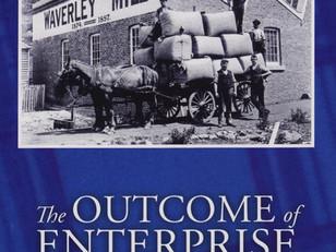 The man who built the Waverley Woollen Mills