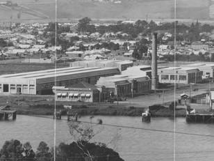 A short life for Launceston's Rapson tyre factory