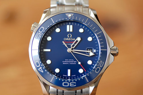 NEW - Omega Seamaster - SMPc - Blue