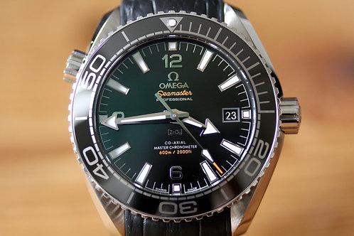 Omega Planet Ocean 600M - Black