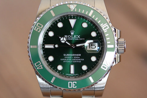 Rolex Submariner - HULK - 116610LV