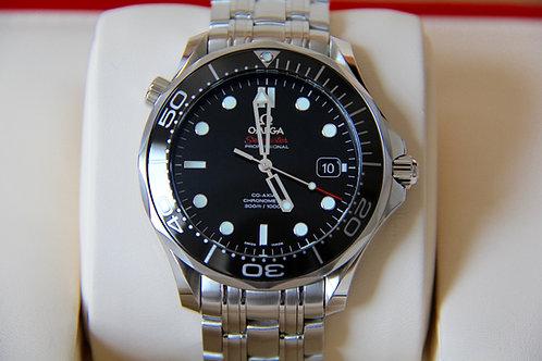 Omega Seamaster 300 Diver - SMPc - Black - NEW