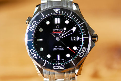 NEW - Omega Seamaster - SMPc - Black