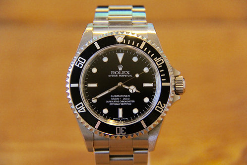 Rolex Submariner - 14060M - Z Serial - Box & Papers - Complete