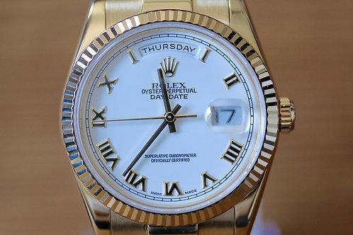 Rolex President - Day Date - 118238
