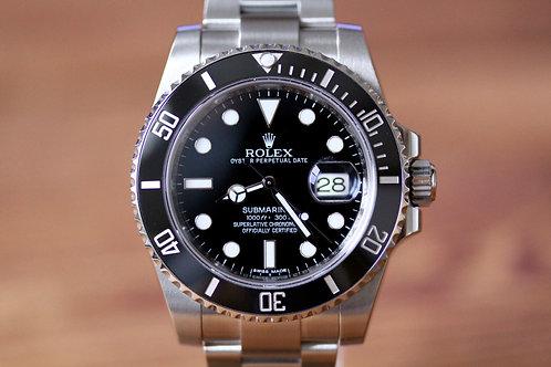 Rolex Submariner Ceramic 116610