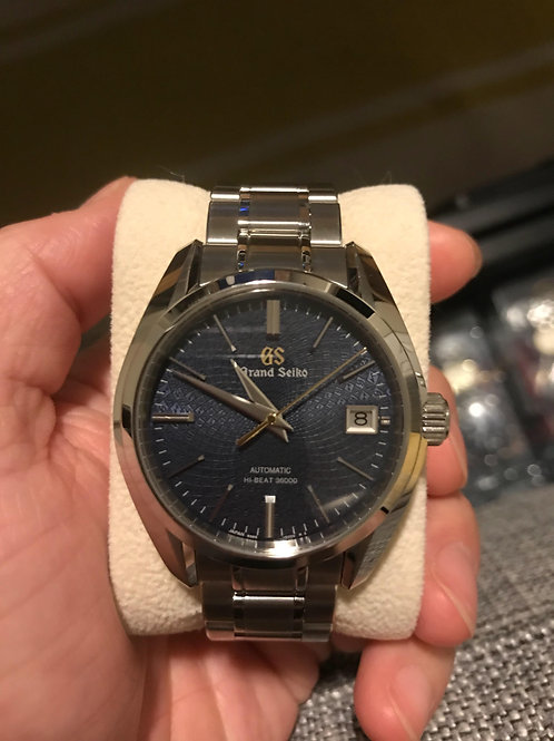 Grand Seiko - Peacock Limited Edition - SBGH267