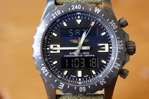 Breitling Chronospace Military