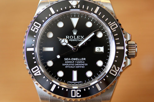 Rolex SeaDweller  - 116600