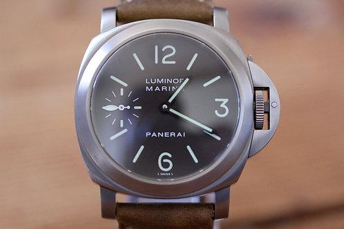 Panerai Luminor Titanium - PAM118