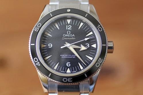 Omega Seamaster 300 - Vintage Look