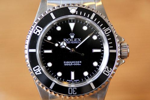 Rolex Submariner - 14060M - Y Serial