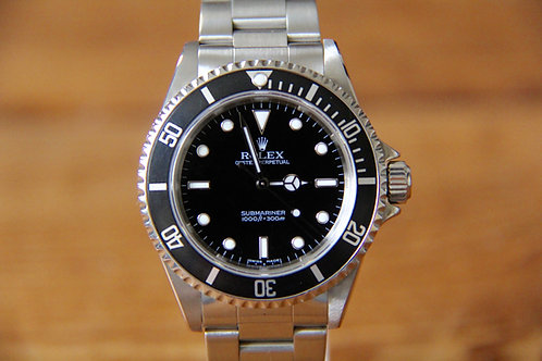 Rolex Submariner 14060M - Box & Papers
