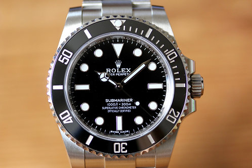 Rolex Submariner No-Date Ceramic 114060
