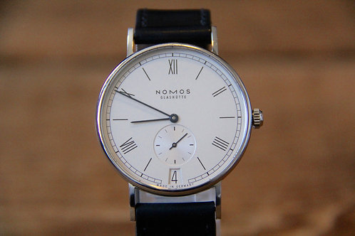 Nomos Ludwig Datum - 38mm - Display Back