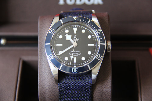 Tudor Black Bay Blue 79220B