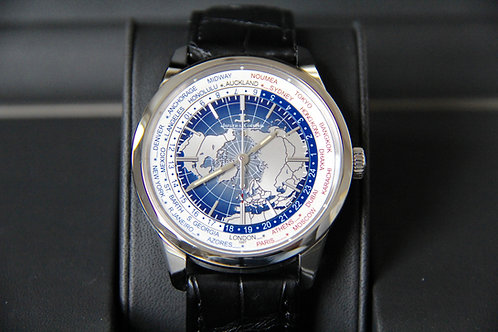 Jaeger LeCoultre Master Geophysic True Second Universal Time